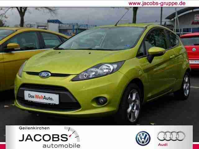 Fiesta 1.25 Trend Klima, Bluetooth, Radio CD