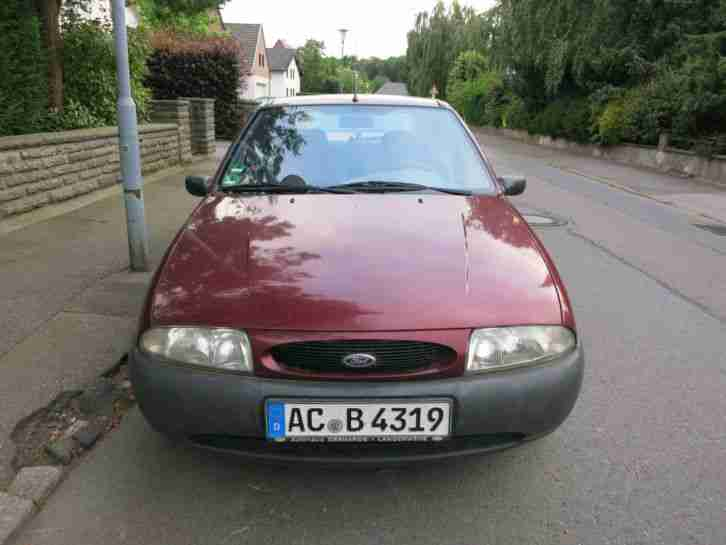 Ford Fiesta 1.3 Bj. 1998