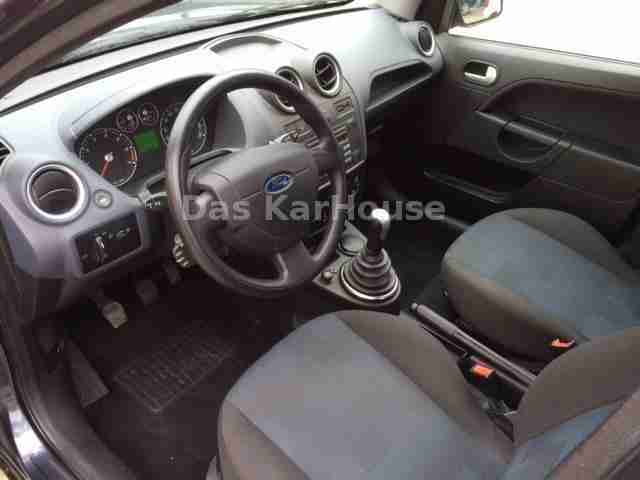 Ford Fiesta 1.4 Connection 4 türig Facelift