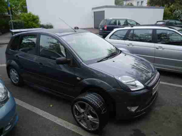 Ford Fiesta 1.4, Tuning