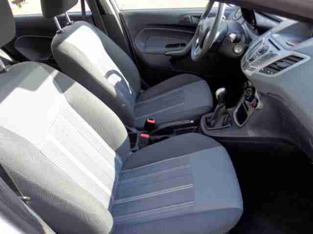 Ford Fiesta 1.6 TDCi Klima Bluetooth