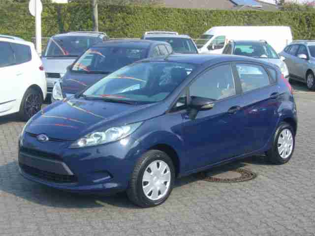 Ford Fiesta Ambiente 1 Hand DFZG