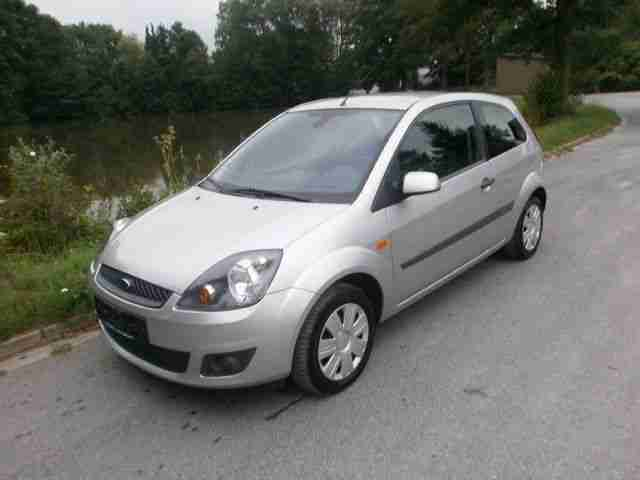 Ford Fiesta Connection Klima Radio CD Top