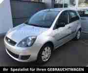 Ford Fiesta Fun X KLIMA EFH SERVO CD TOP ZUSTAND
