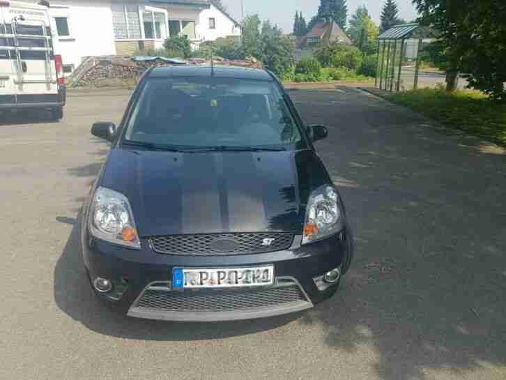 Ford Fiesta ST 150 ps TÜV 5 2021 !