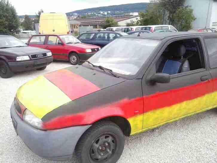 "Ford Fiesta ""Weltmeister-Edition"""