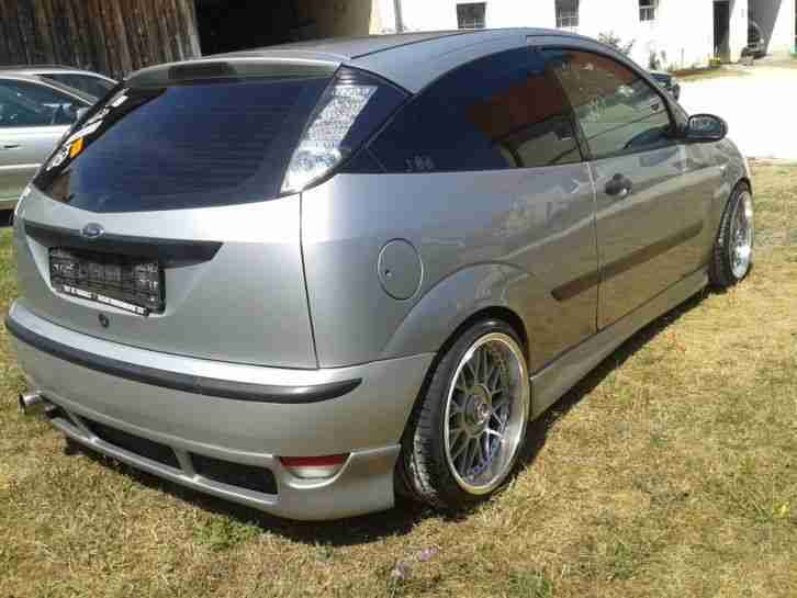 Ford Focus 1 8 Ca 150ps Tuning Rieger Umbau Tolle