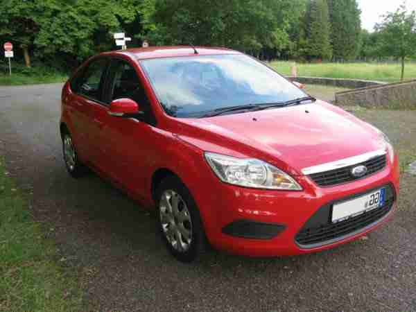 Ford Focus 2, 0 TDCI, DPF, Automatik, Style