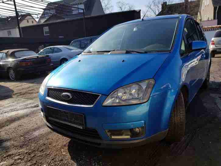 Focus C Max 1.6 TDCI 109 ps 2007