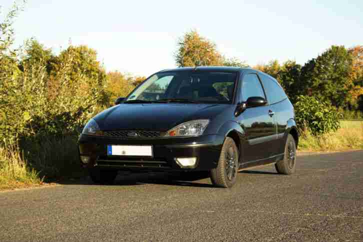 Ford Focus MK1 Facelift 2002 1.6liter Ford