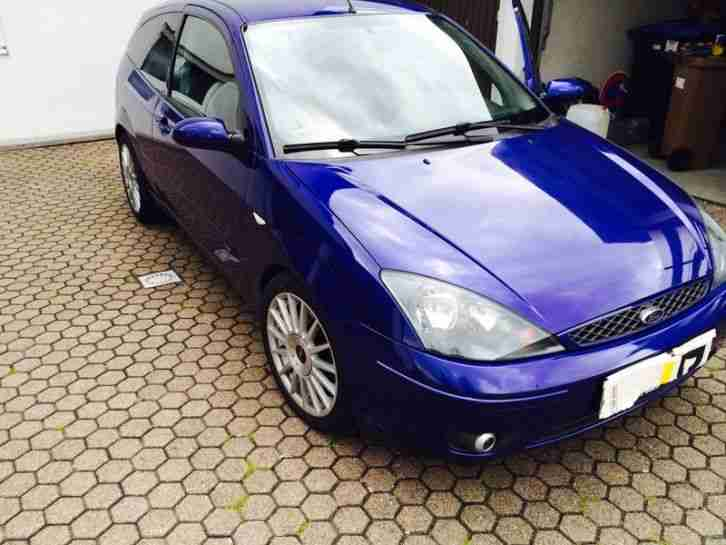 Ford Focus ST170 127 KW 206000 km