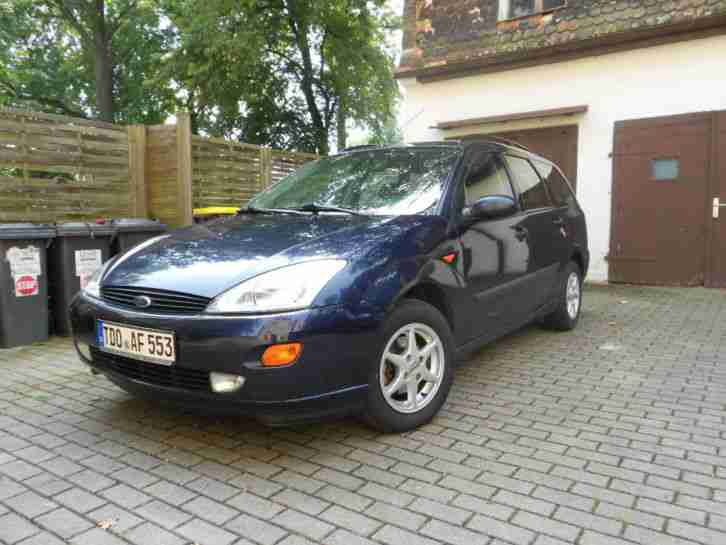 Ford Focus 1 8 Turnier