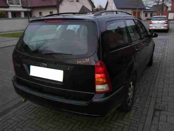 Ford Focus Turnier 1,8 DI 90PS