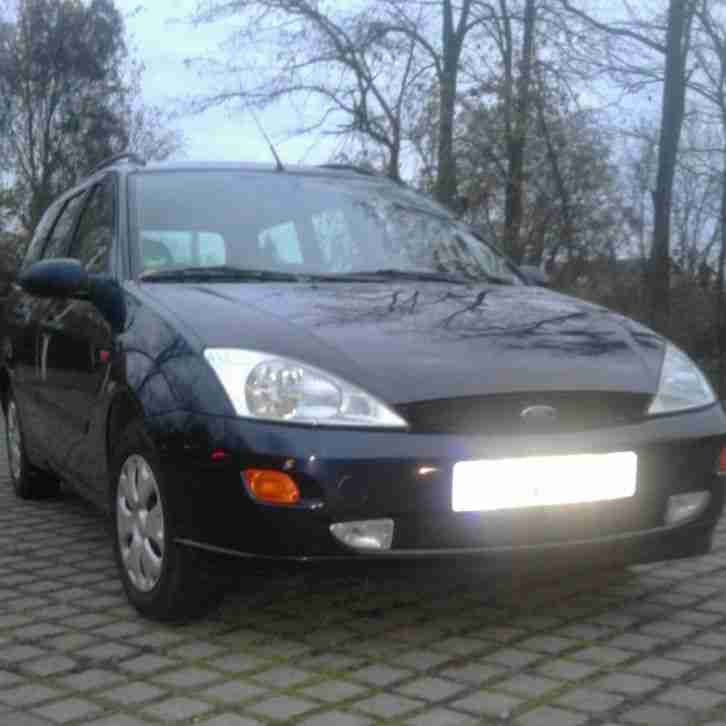 Ford Focus Turnier Futura 1.6