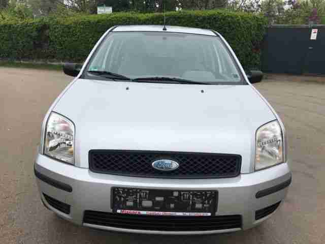 Ford Fusion 1.4 1 HAND
