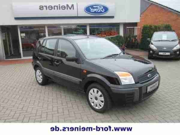 Ford Fusion 1.4 Style 1:Hand Klima ZV CD