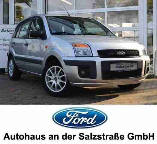 ford fusion 1 4 style klima pdc wss heizbar tolle