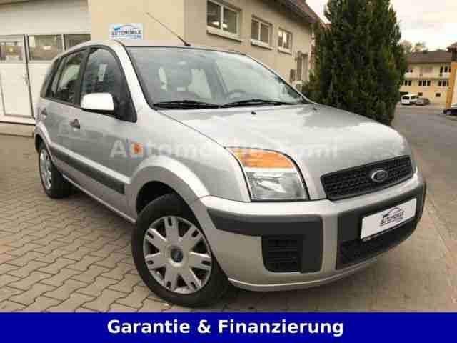 Ford Fusion 1.4 Style Navi 8fach Klima 5Gang 2Hd TOP