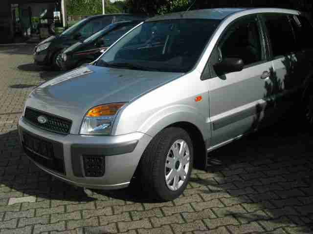 Ford Fusion 1.4 TDCI Style TOP GEPFLEGT