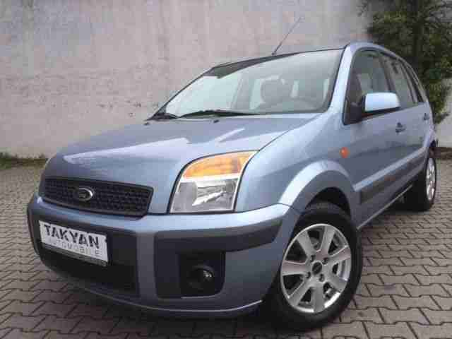 Ford Fusion 1.6 TDCI Trend 1.Hand orig. 91 tkm