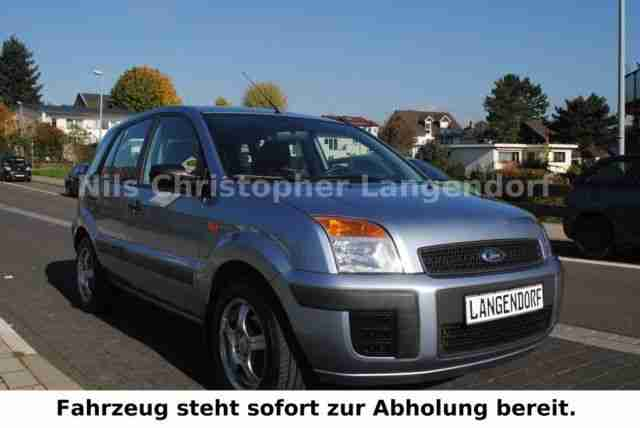 Ford Fusion Fun 1.4 Automatik /Klima/BC/beh. Frontsch