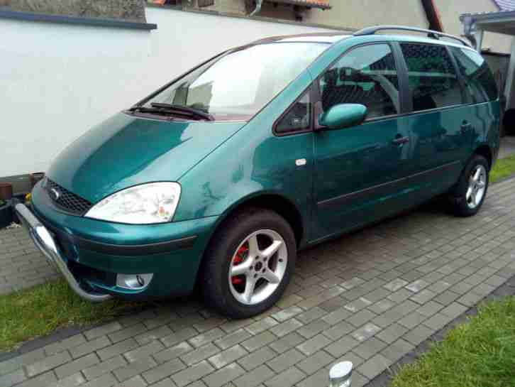 Ford Galaxy 2. 3 Benzin Bj. 04 2002