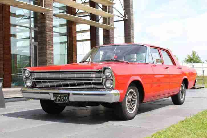 ford galaxy galaxie baujahr 1966 top zustand die besten angebote amerikanischen autos. Black Bedroom Furniture Sets. Home Design Ideas
