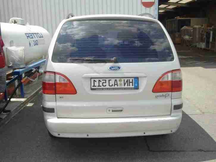 Ford Galaxy mit