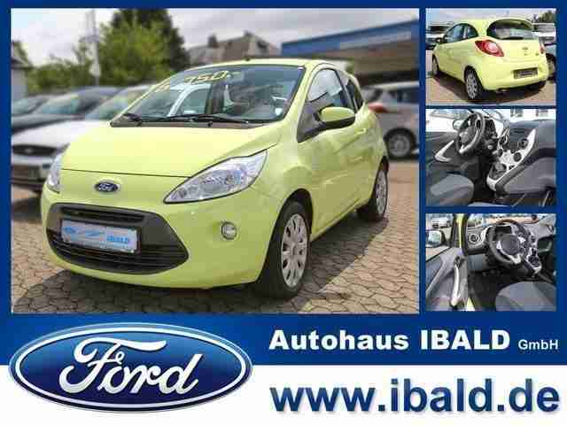Ford Ka 1.2 Titanium Cool & Sound-Paket CD-Player