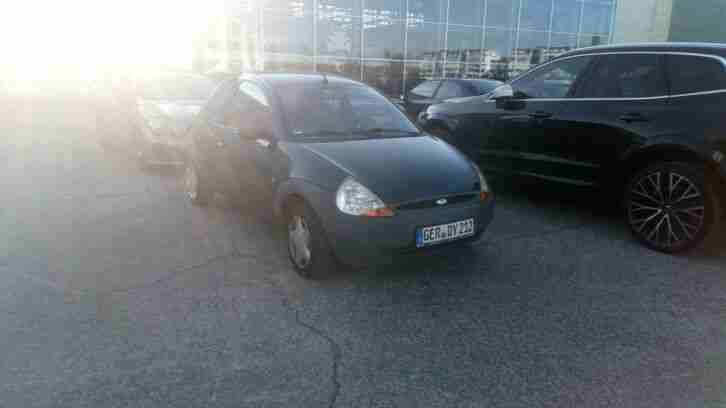 Ford Ka Winterauto