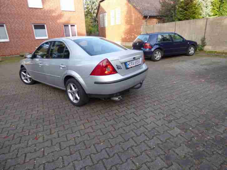 Ford Mondeo 2,0 146 PS