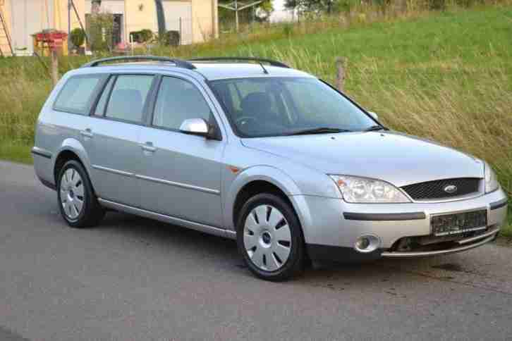 "Ford Mondeo 2.0 TDCI 2001 ANHÃ""NGERKUPPLUNG"