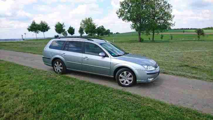 Ford Mondeo MK 3; 2, 0 tdci; 130 ps