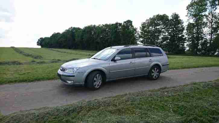 Ford Mondeo MK