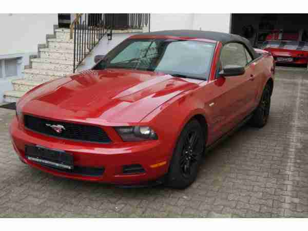 Ford Mustang Cabrio BJ 2010 ; 75000 km