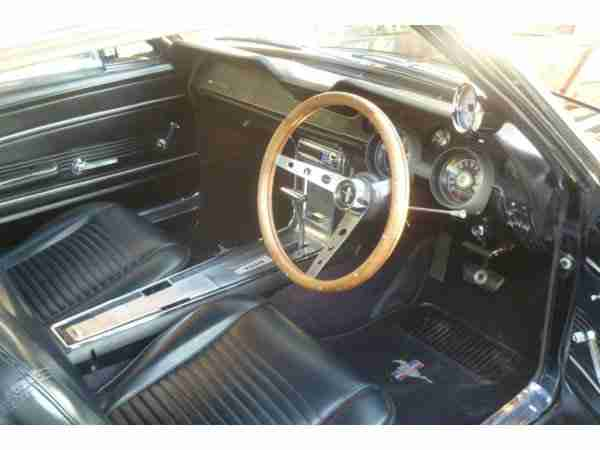 ford mustang fastback 1967 die besten angebote. Black Bedroom Furniture Sets. Home Design Ideas