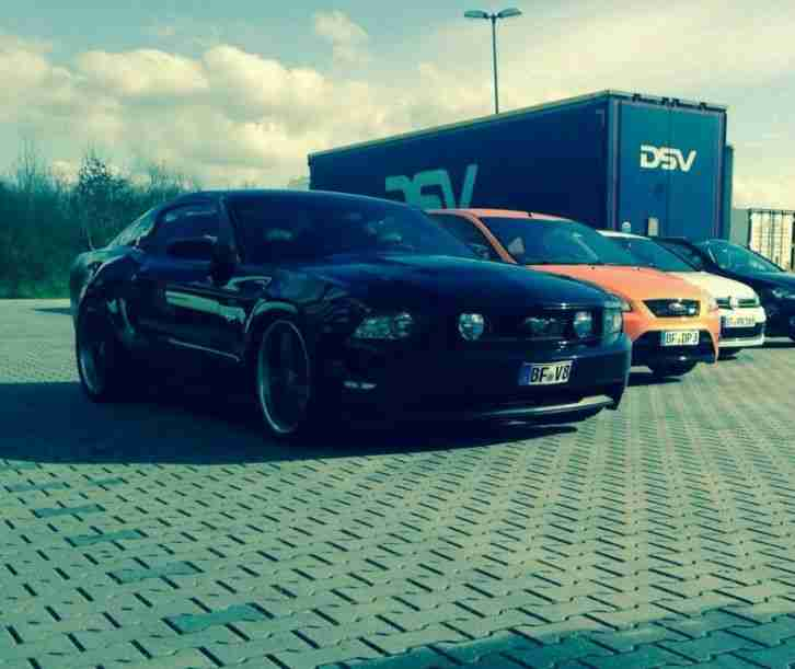 Ford Mustang GT 4.6 V8 380Ps Neues Modell