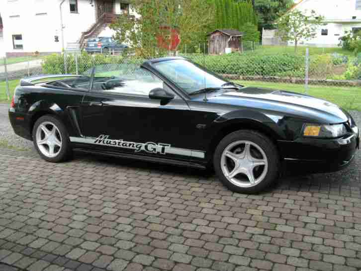 Ford Mustang GT V8 Cabrio, eventuell