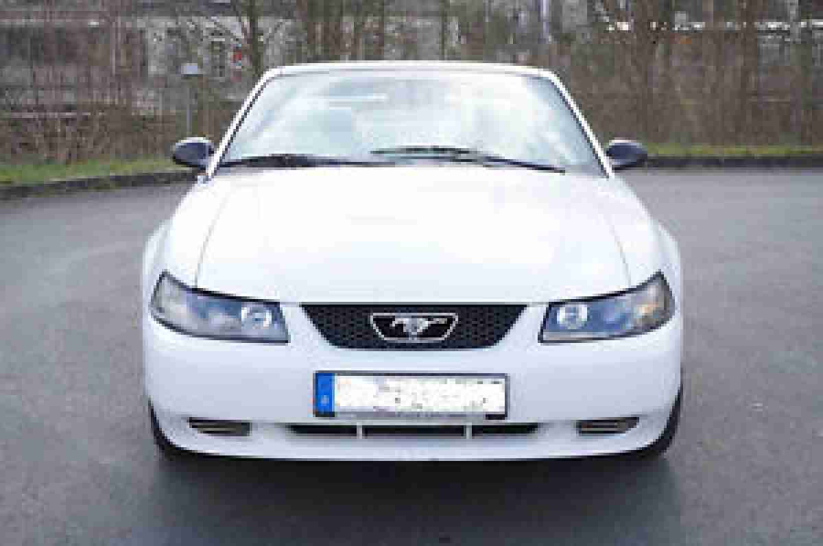 Mustang IV 3.8 Facelift Convertible Cabrio 40th