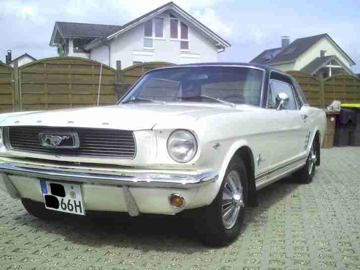 Ford Mustang Tüv