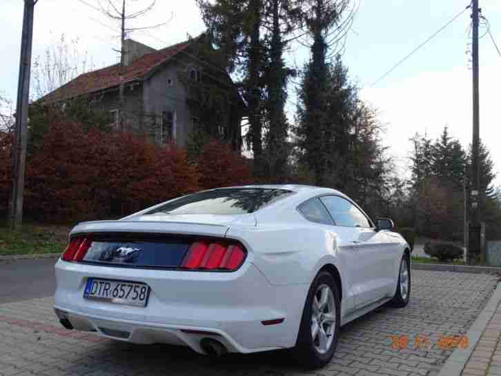 Ford Mustang VI, 2,3 ecoboost, 317 PS, 27 tkm