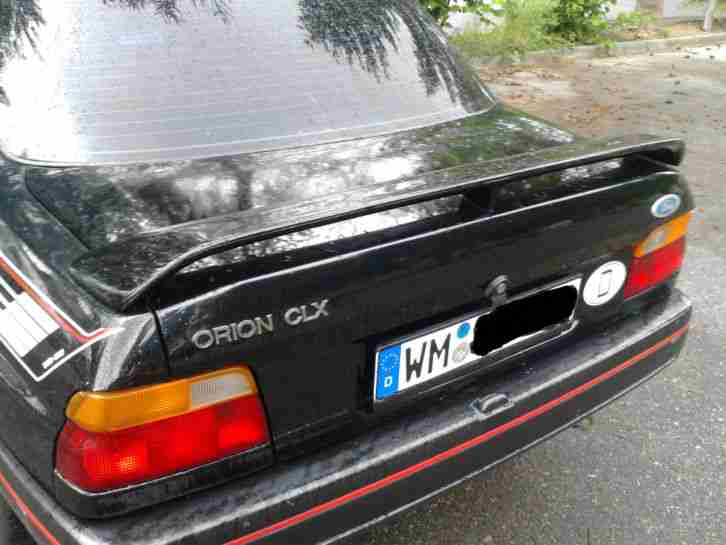 Ford Orion XLX 120.000KM top zustandt