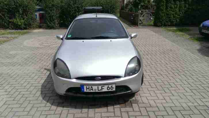Ford Puma , 66 kW (90 PS) , 108000km