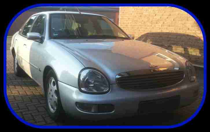 Ford Scorpio 2, 3 GGR Bj. 07.1996 KW 108 PS 147