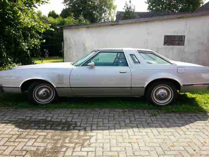 ford thunderbird 1978 oldtimerzulassung t v die besten angebote amerikanischen autos. Black Bedroom Furniture Sets. Home Design Ideas