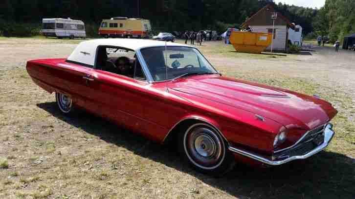 ford thunderbird hardtop town coupe 66 die besten angebote amerikanischen autos. Black Bedroom Furniture Sets. Home Design Ideas