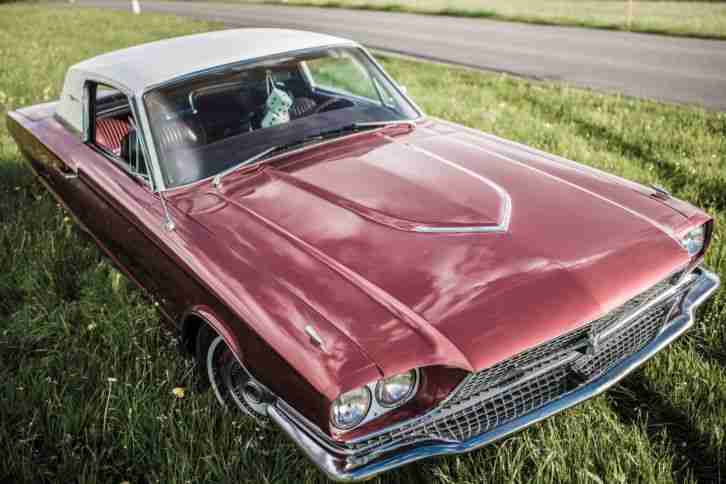 Ford Thunderbird Hardtop Town Coupe `66 Showwinner 15 Geiselwind