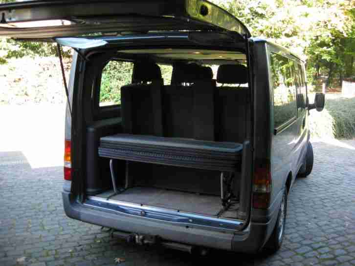 ford transit ft 300 k tde euroline multivan tolle. Black Bedroom Furniture Sets. Home Design Ideas