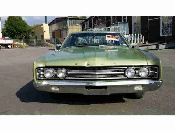 Ford galaxie V8 1969