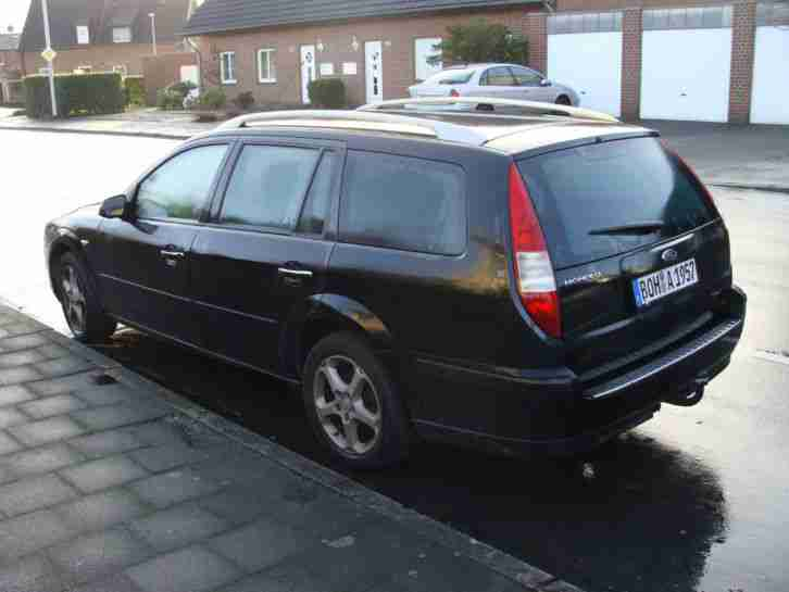 Ford mondeo Mklll 2,0liter TDCI 130 ps Export ????
